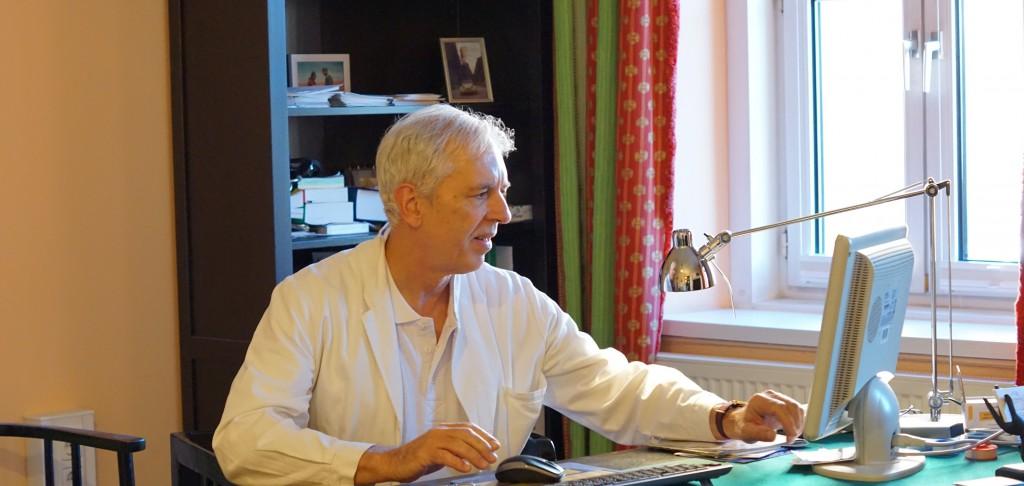dr. hans grüssing facharzt internist