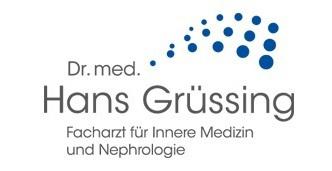 Dr. Hans Grüssing